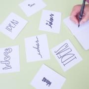 créer éditorial en 5 points
