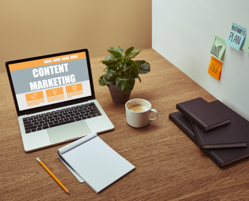 5 avantages marketing de contenu
