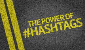 hashtag en 5 points