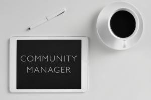 community manager Vannes