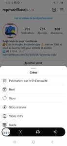 story instagam